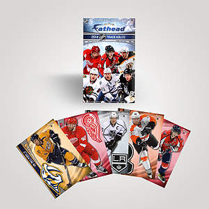 NHL 2014 Tradeables Single Pack Fathead Decal